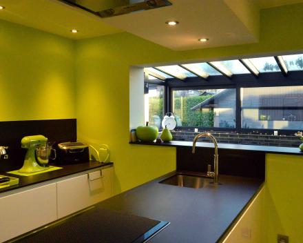 schilderen keuken modern