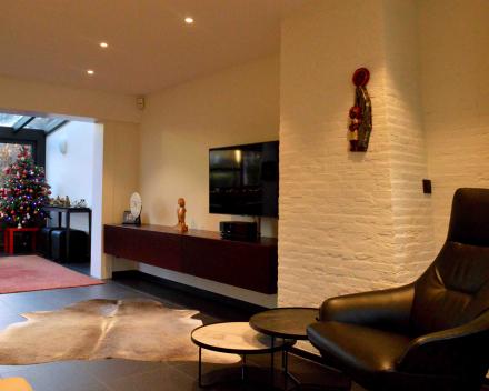 schilderen woonkamer modern
