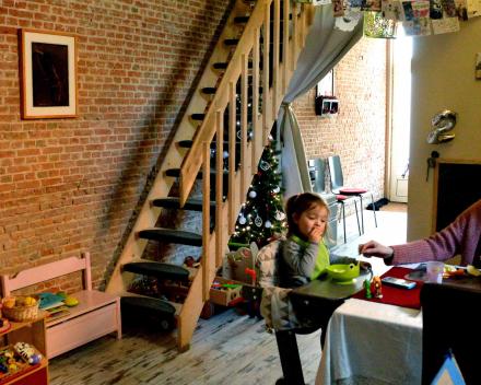 Plaatsen van laminaat woonkamer