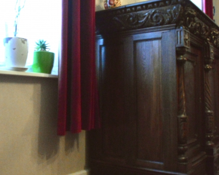 Behangen eetkamer - Flamant behang